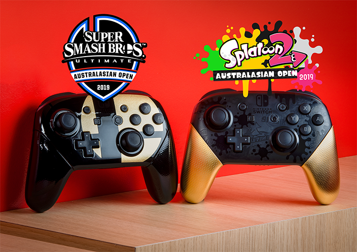 Splatoon 2 & Smash Bros. Ultimate Australasian Open 2019 Finals take place this weekend