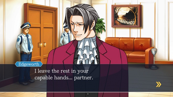 Phoenix Wright: Ace Attorney Trilogy dev blog - Zvarri! Word Choices & Localization of Text-Based Games