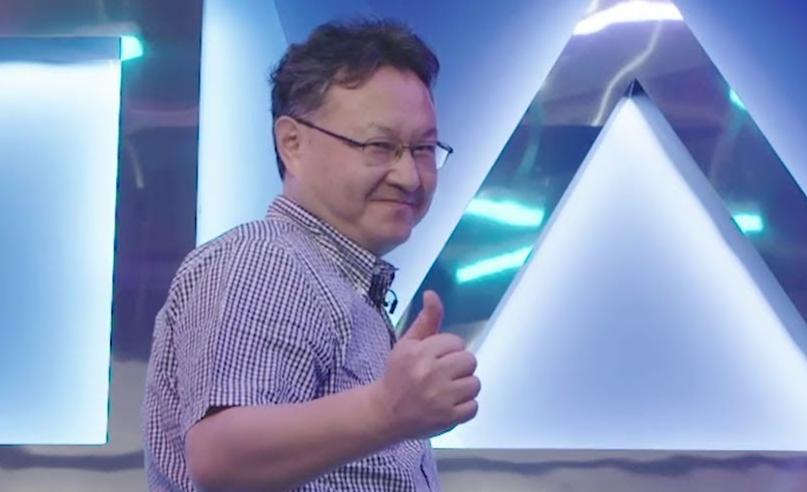 President of Sony's Worldwide Studio has preordered the Nintendo Labo VR Kit