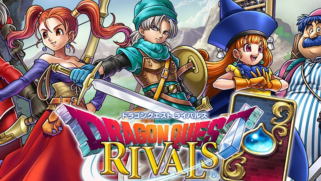 Dragon Quest Rivals hits 15 million downloads across all platforms