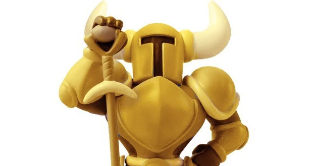 The rumored gold Shovel Knight amiibo is supposedly still on the way