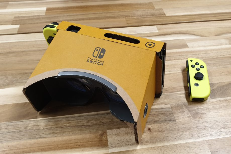 Nintendo originally had plans for a VR experience roughly 4 years ago