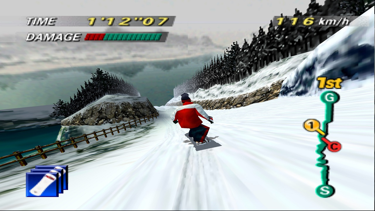 1080° Snowboarding dev says the game was created to show off the N64 controller, with the idea spawning from one of Miyamoto's hobbies