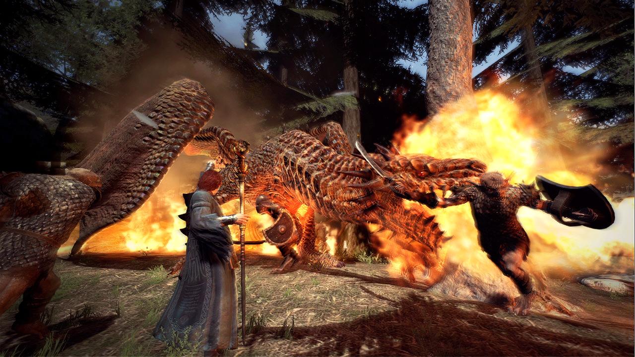 Dragon's Dogma: Dark Arisen - another round of gameplay
