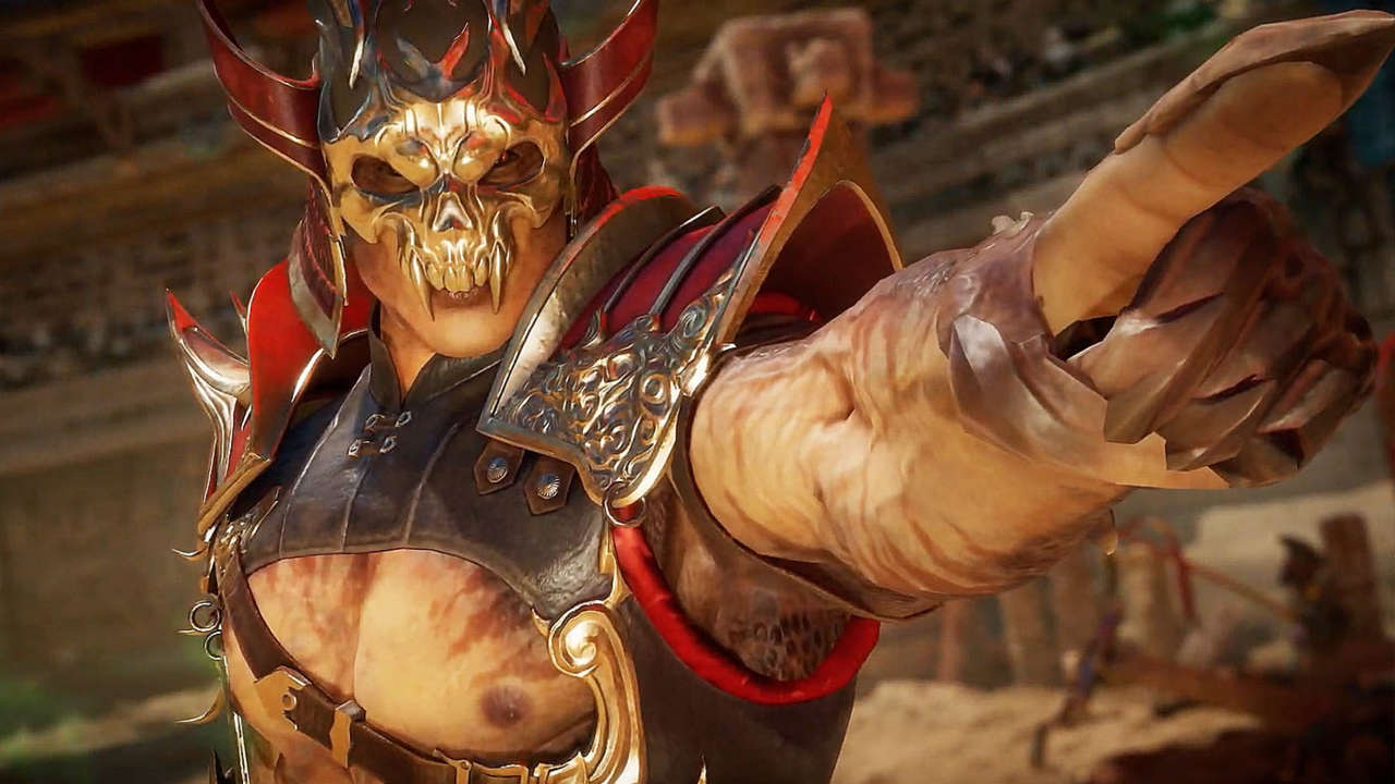 Mortal Kombat 11 is the first third party Switch game to use the higher speed GPU profile for handheld play