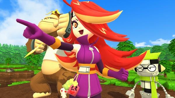 Bandai Namco shares new Ninja Box screens, character profiles, and a Japanese demo