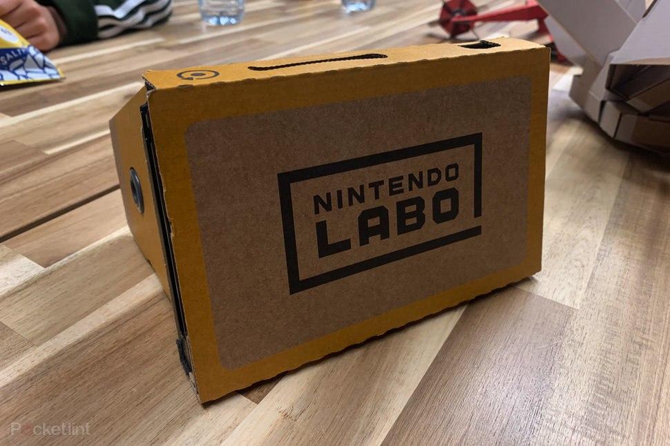 Fan creates program that makes 180° VR videos compatible with Nintendo Labo's VR Kit