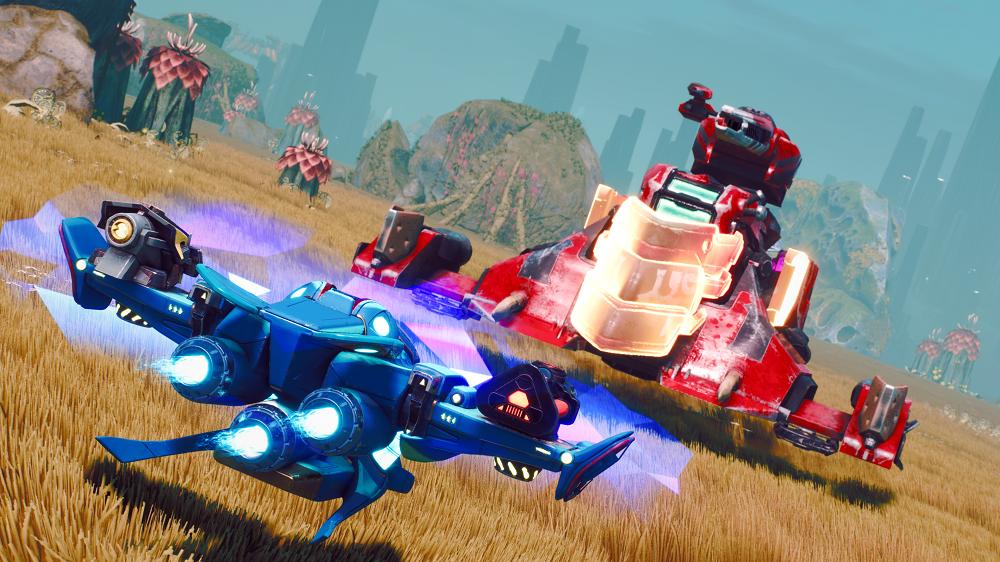 Ubisoft announces new Crimson Moon content update for Starlink: Battle for Atlas, coming April 30th, 2019