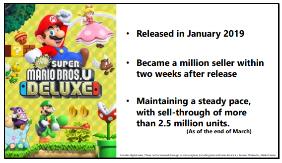 Nintendo talks New Super Mario Bros. U Deluxe and Yoshi's Crafted World successes, Yoshi sees high percentage of female players