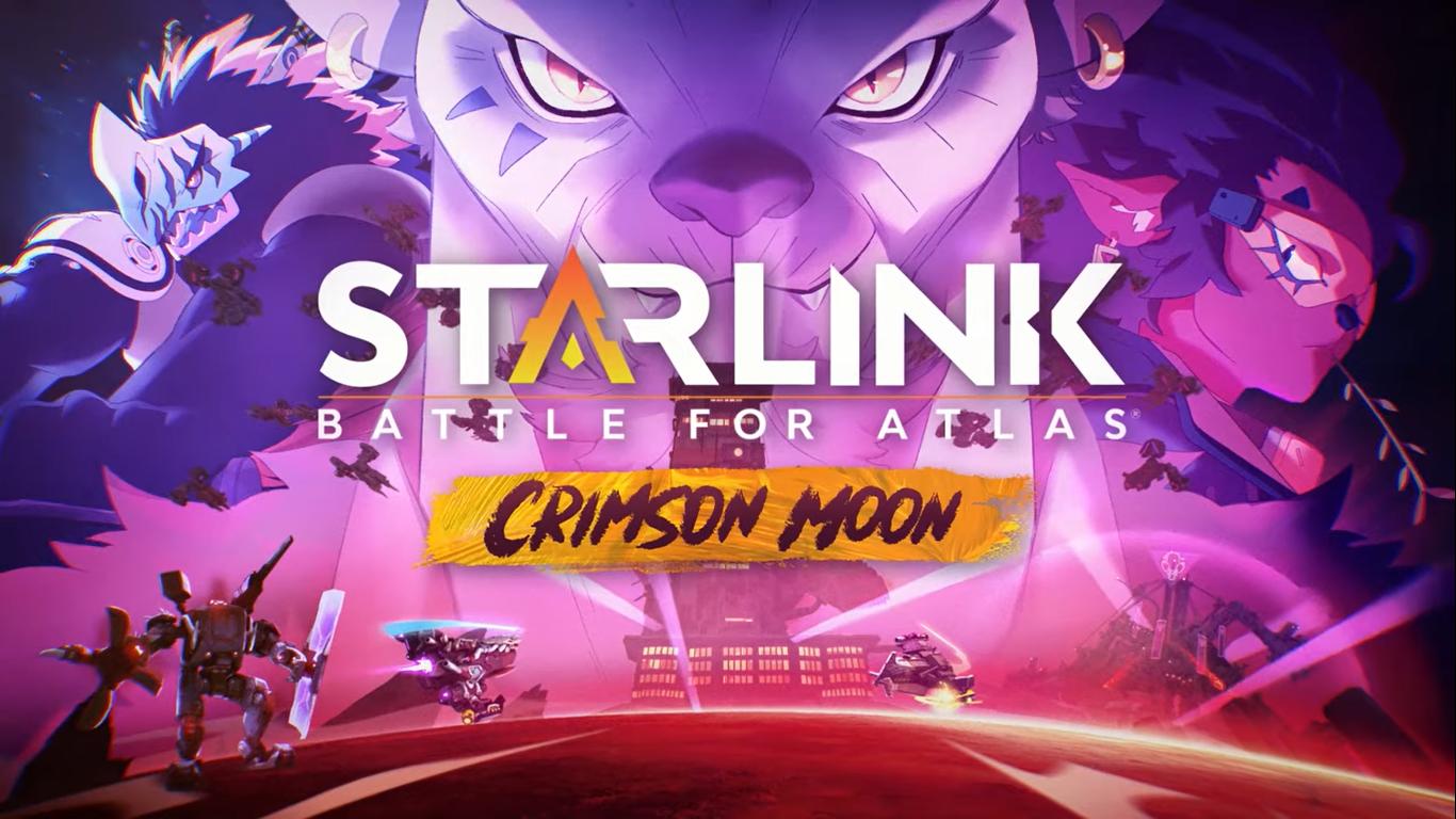 Starlink: Battle for Atlas: Crimson Moon - Nintendo Minute exclusive Star Fox gameplay