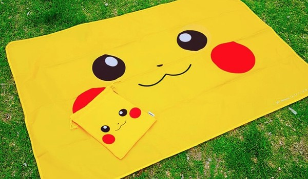 7 Eleven Releases Pikachu Picnic Mat In South Korea Gonintendo