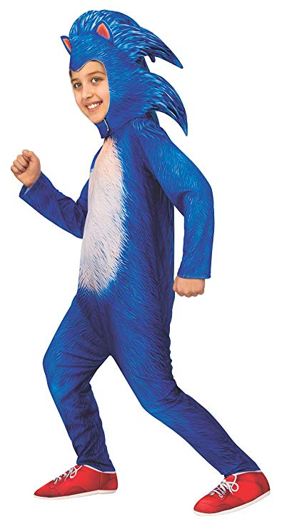 This Sonic The Hedgehog Movie Costume Can Make Anyone Look -9143