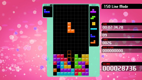 Tetris 99 Big Block DLC Adds Two New Offline Game Modes