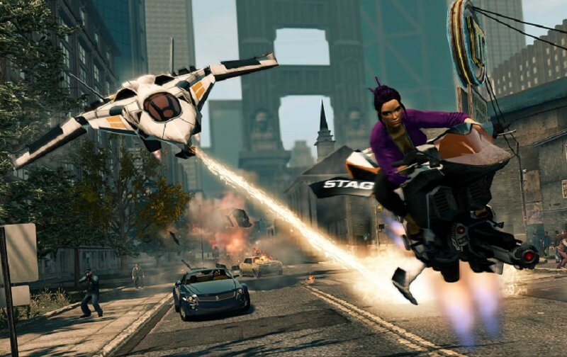 Deep Silver Dropping Hints About 'Saints Row' News