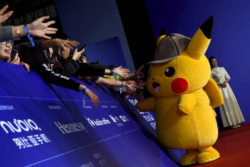 Detective Pikachu earns $58 million domestic for opening weekend, Certified Fresh