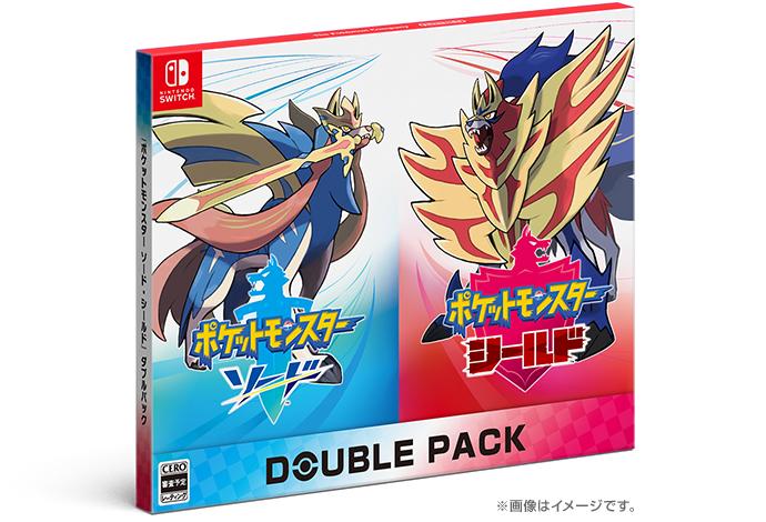 Pokemon Sword Shield S Japanese And European Cover Art Revealed