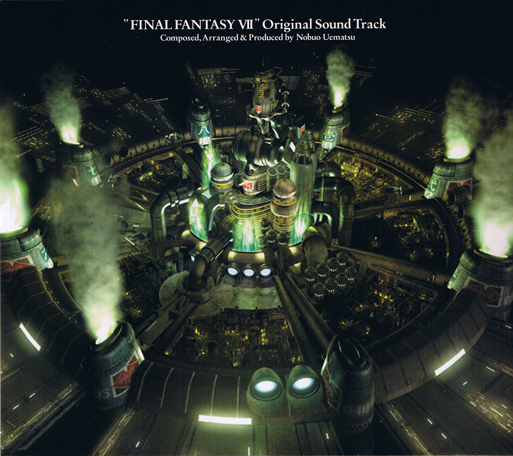 Various Final Fantasy soundtracks uploaded to Spotify and