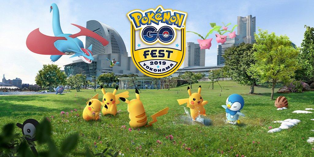 Niantic shares details on Pokemon GO Yokohama Safari Zone
