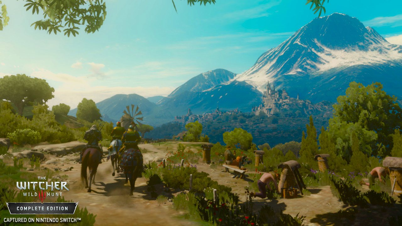 The Witcher 3: Complete Edition Is Coming To Nintendo Switch This Year