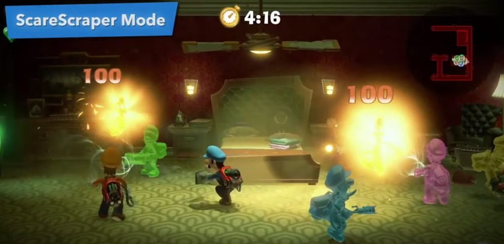 Luigi S Mansion 3 To Support Switch Online App For Voice Chat Gonintendo