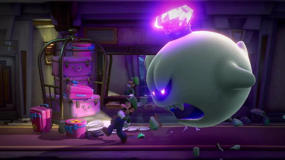 Nintendo giving Next Level Games time to wrap up Luigi's Mansion 3 ...