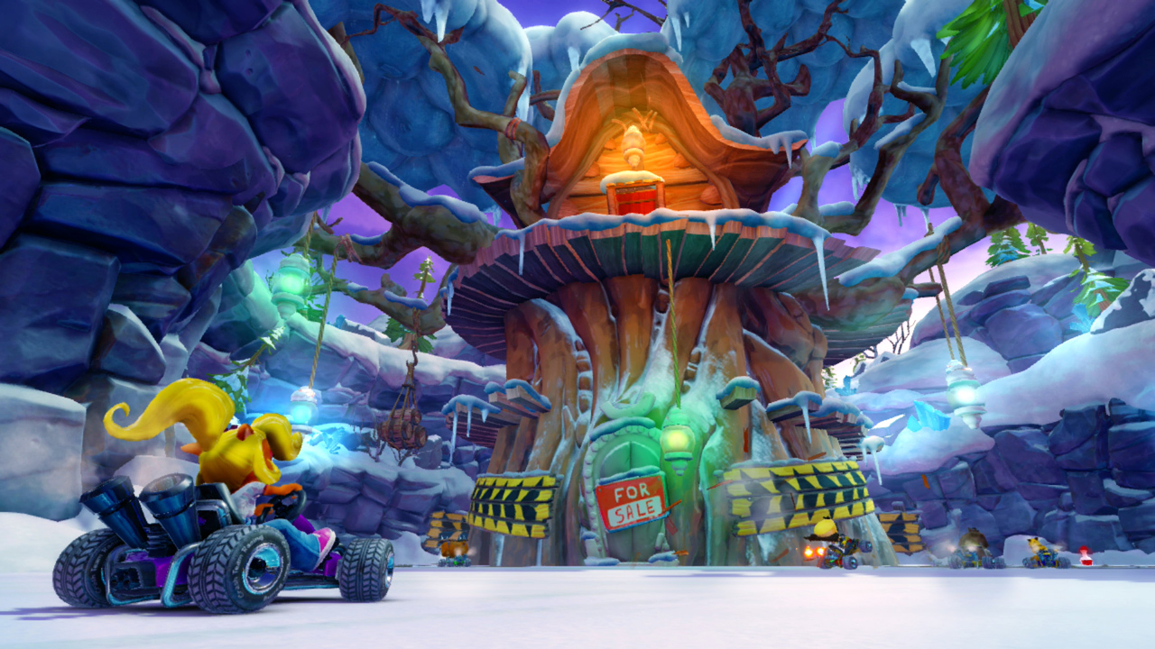 Crash Team Racing Nitro-Fueled PS4 Time Trial patch coming