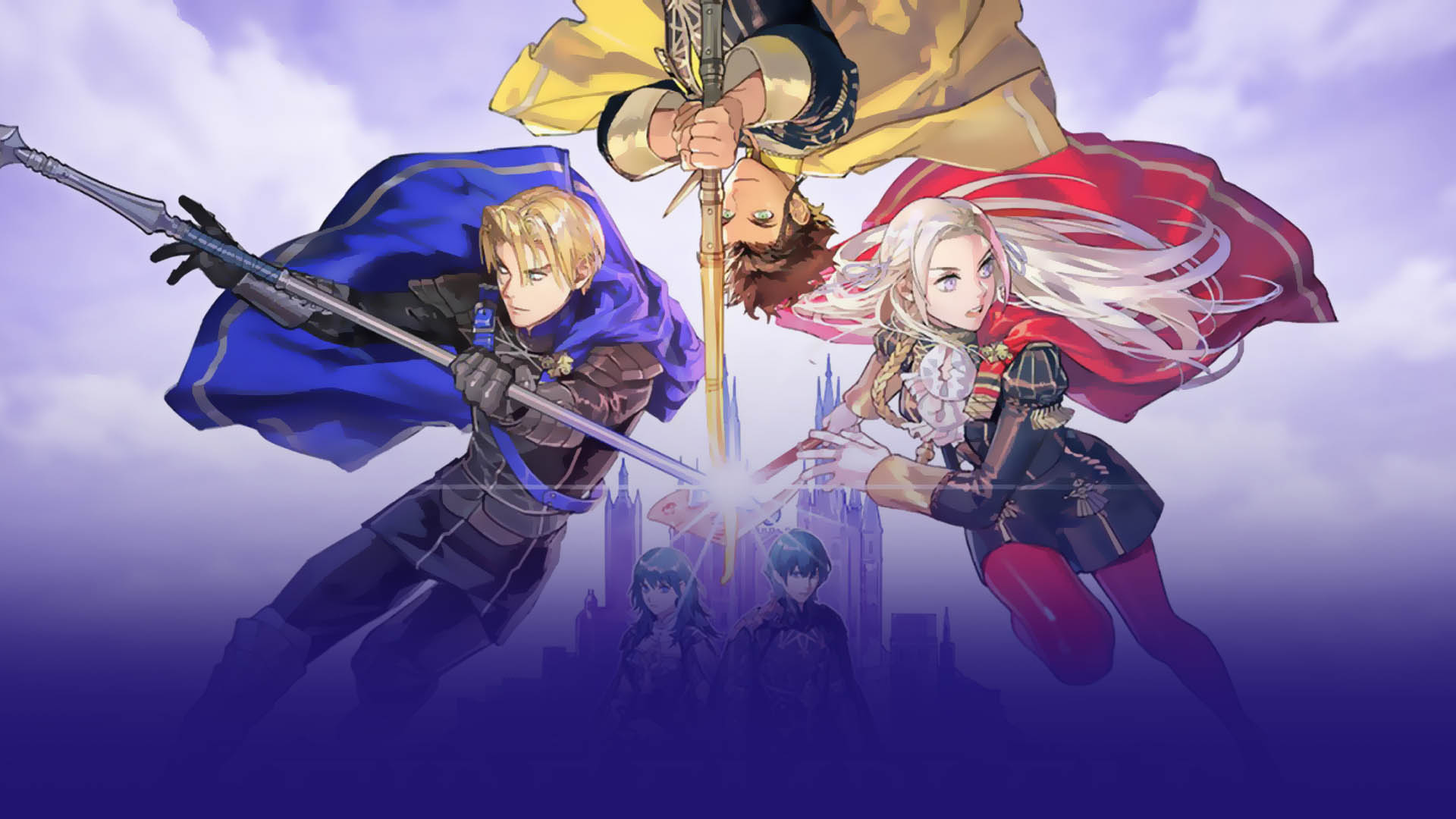 How long is Fire Emblem: Three Houses campaign?