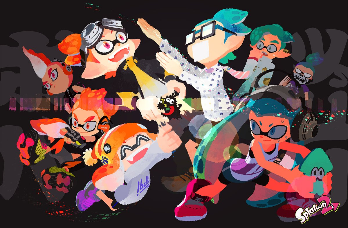 'Splatoon 3' development hasn't started, says series producer