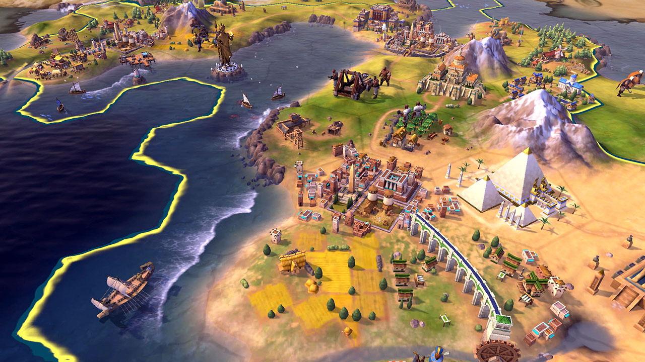Civilization VI devs explain why the Switch version lacks