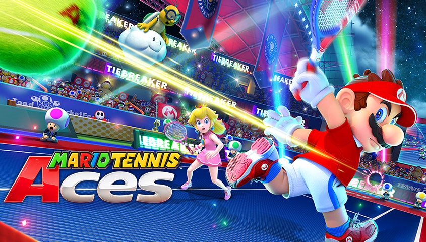 Mario Tennis Aces gets a free trial next week