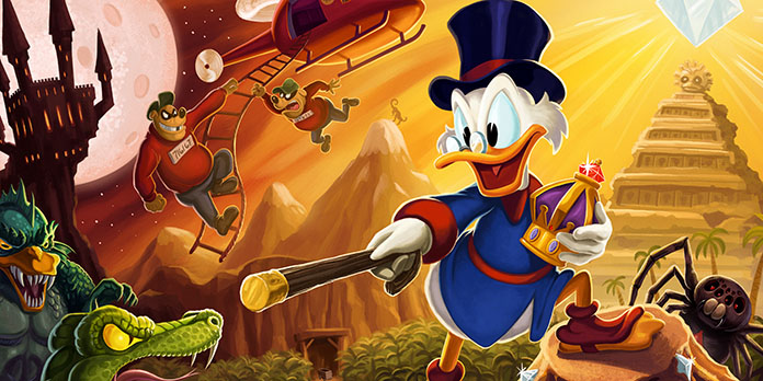 Capcom's DuckTales: Remastered will be pulled from digital stores soon