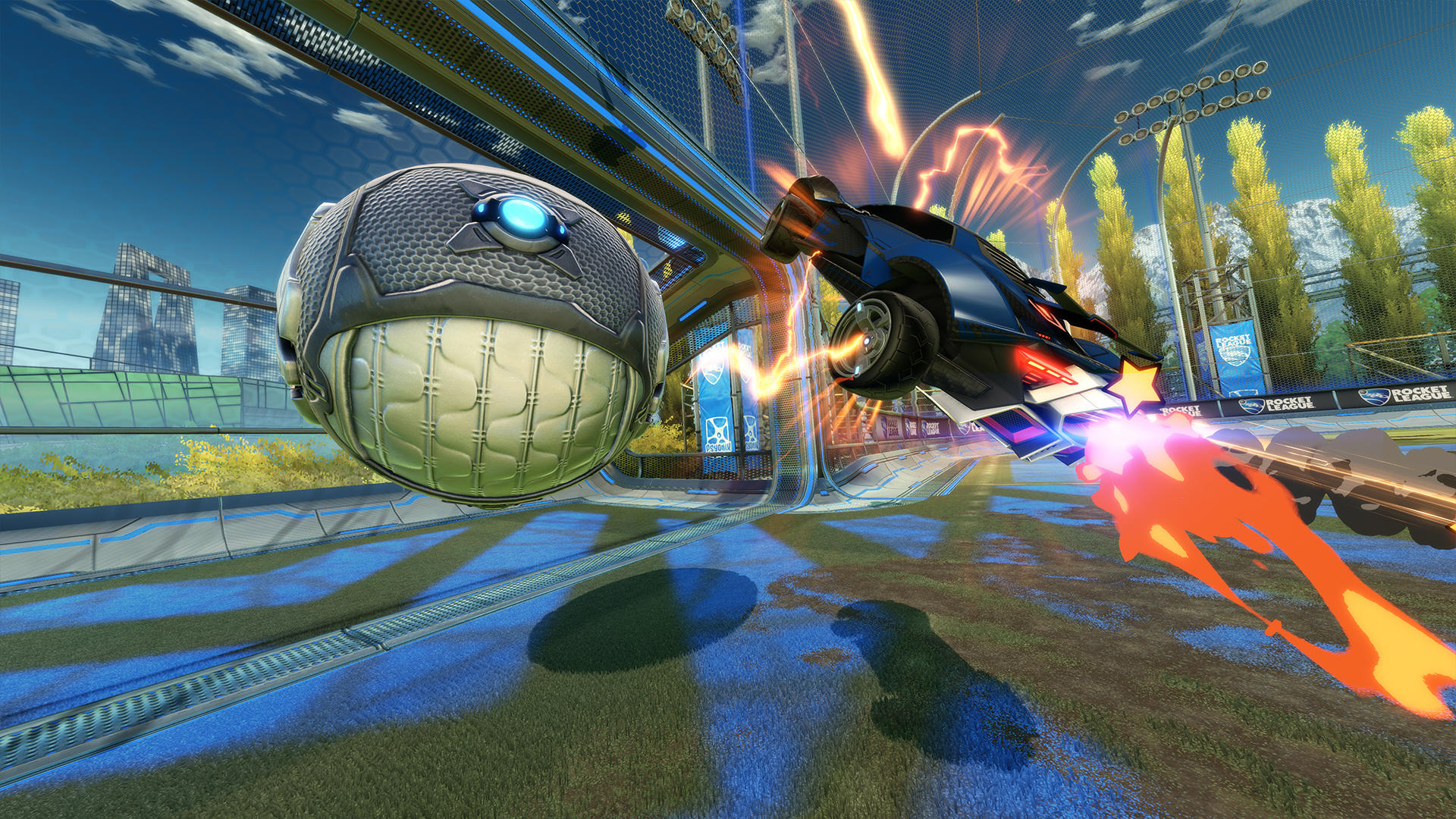 Rocket League is saying farewell to loot boxes