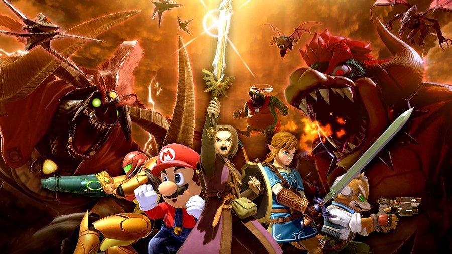 Super Smash Bros. Ultimate breaks Evo 2019 viewership records