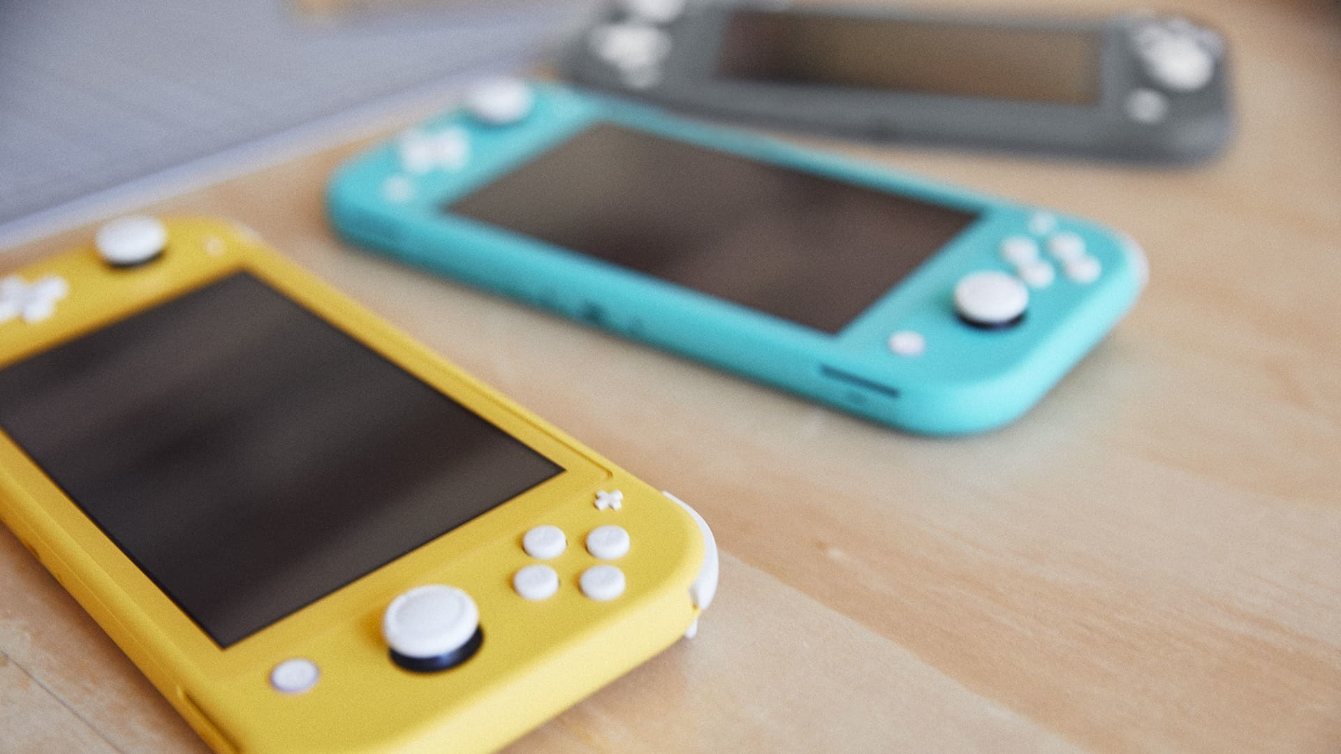Nintendo Is Releasing The $200 Switch Lite Console in September