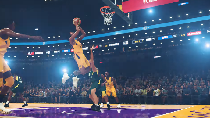 NBA 2K20 to include WNBA players for first-time-ever