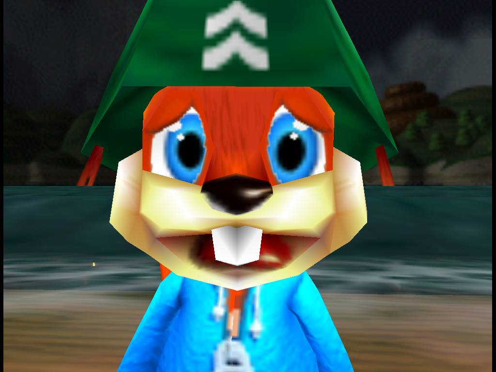 Gory Detail S Conker S Bad Fur Day Spiritual Successor Shelved For