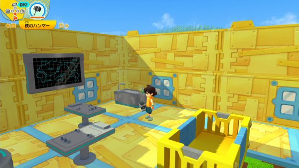 Bandai Namco shares details on Ninja Box's base creation and