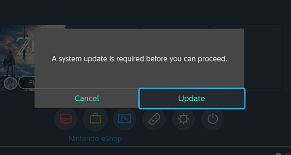 Switch firmware update 9 0 0 now available (News Channel