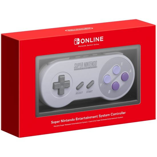 Official Nintendo Switch SNES controllers are now on sale