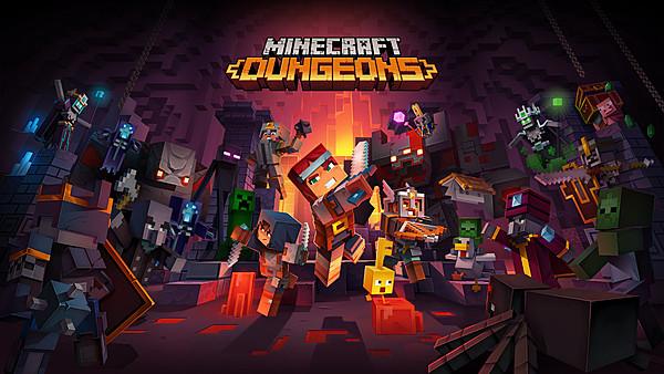 Η Double Eleven συνεργάζεται την Mojang για το επερχόμενο Minecraft Dungeons
