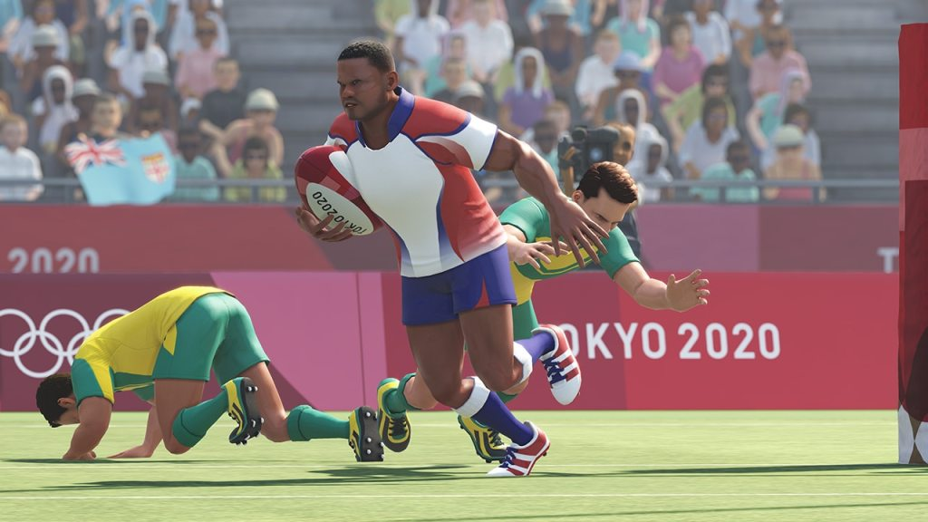 Second Demo For Olympic Games Tokyo 2020 The Official Video Game Release In Japan Gonintendo