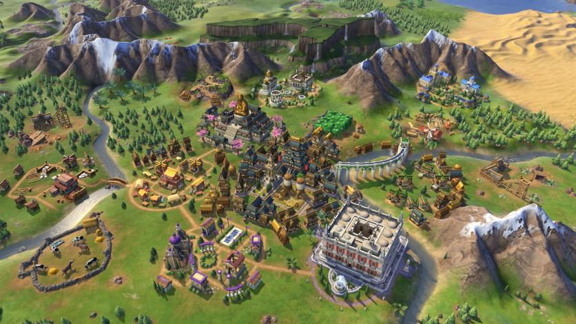 Civilization VI Announced For Xbox One Release in November