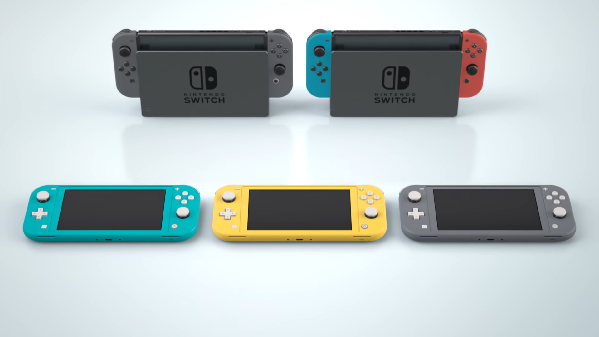 Nintendo Switch Lite Reportedly Afflicted With Drifting Joy-Con Issue