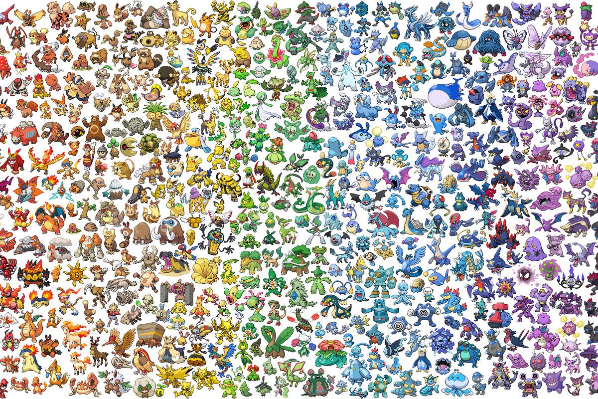 Pokemon Effektivität
