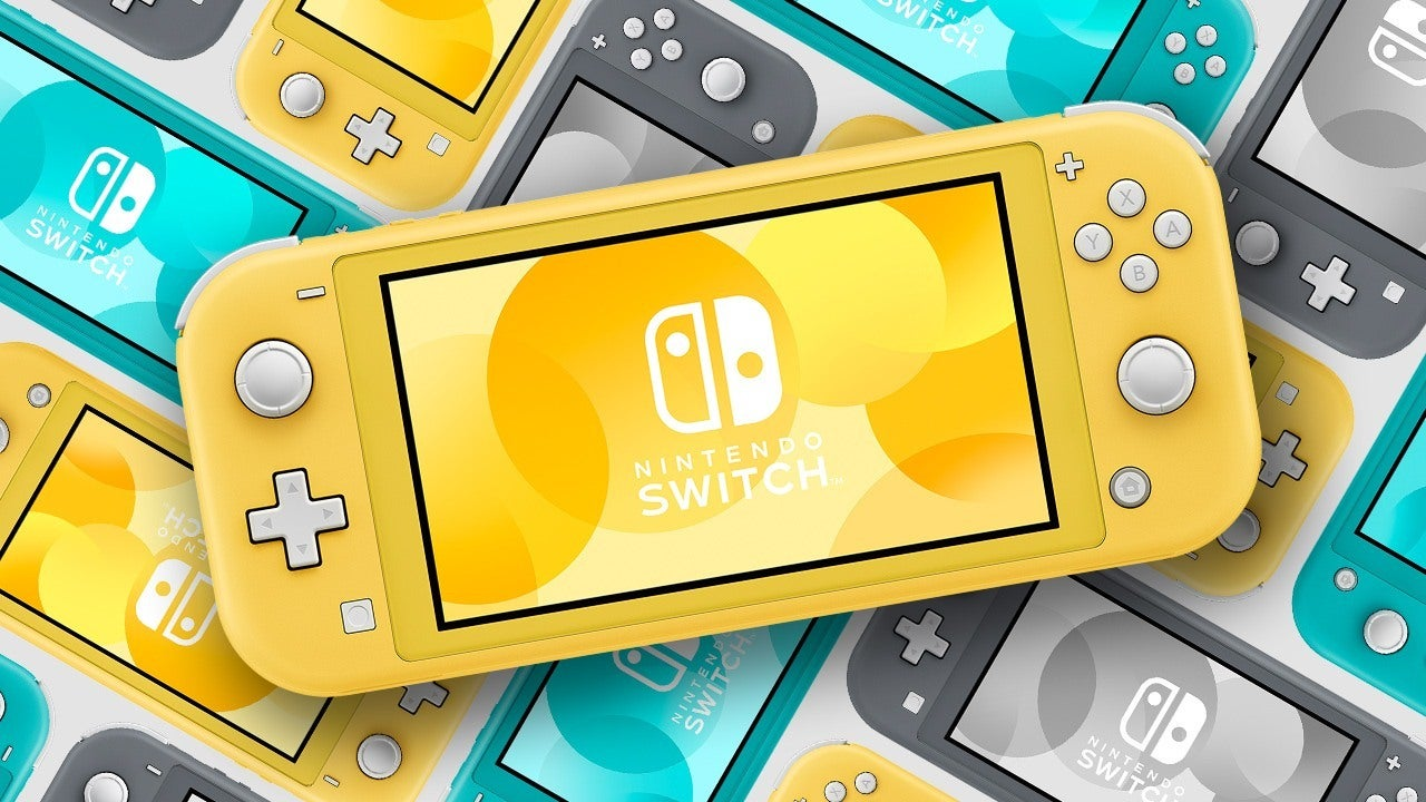 Nintendo Working On A New Switch Lite As Per FCC Filings