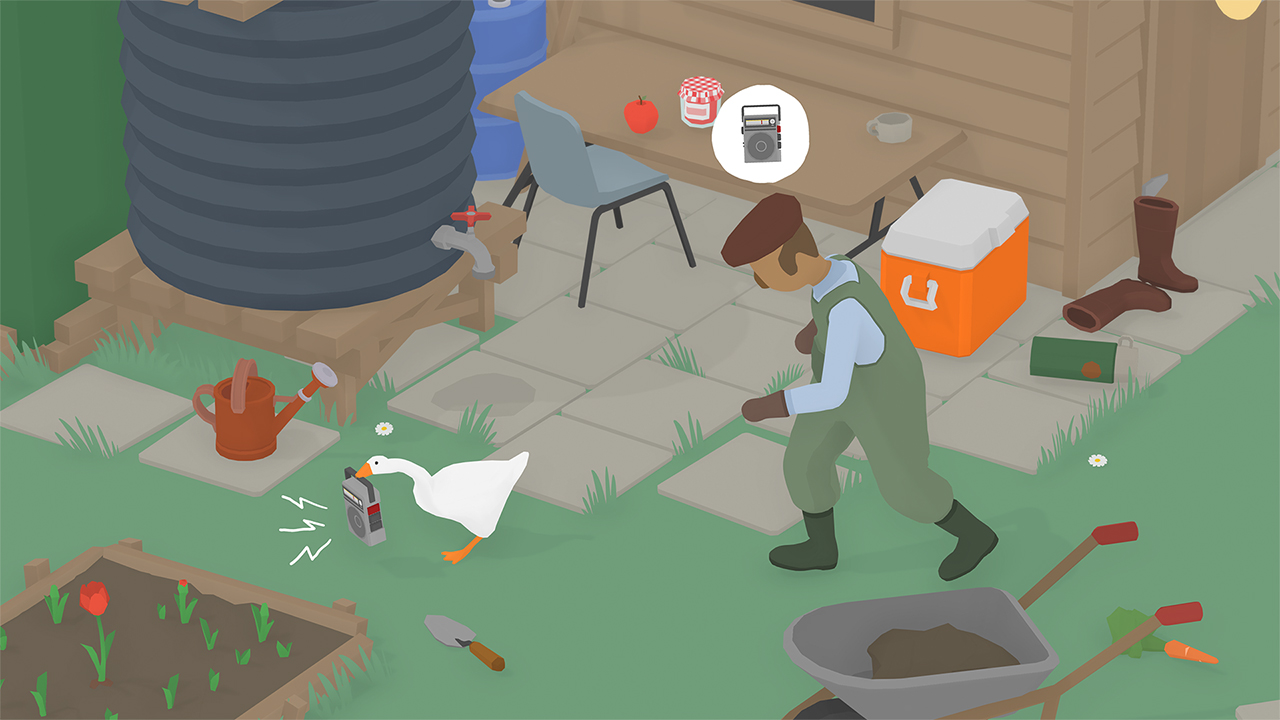 Untitled Goose Game 'Definitely Not Confirmed' For PS4 and Xbox One (Yet)