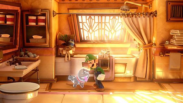 Ναι, μπορείτε να χαϊδέψετε το Polterpup στο Luigi's Mansion 3