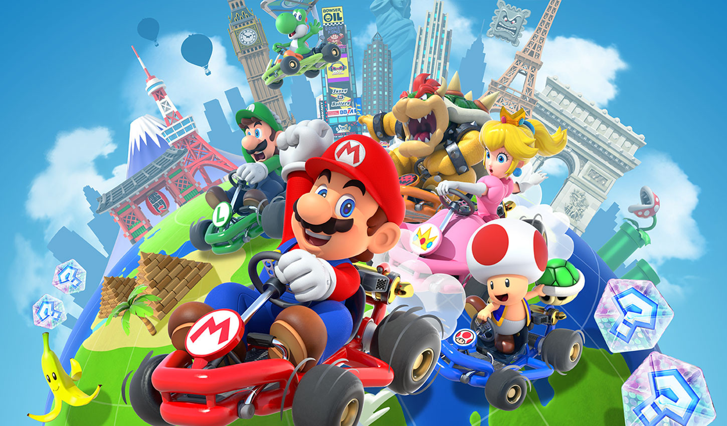 Mario Kart Tour amasses 123.9 million downloads in its first month