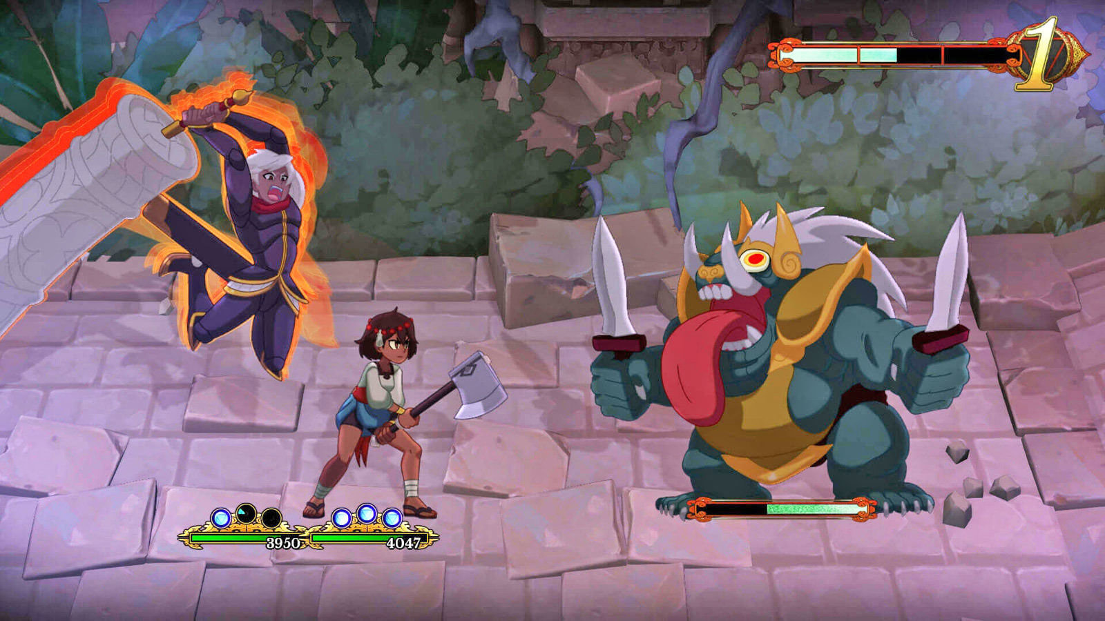 The Art of 'Indivisible': From Prototype to Release panel