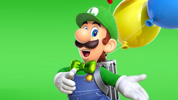 Η Nintendo ήθελε μια «δραστική αλλαγή στο κοστούμι» του Luigi στο Super Mario Odyssey